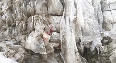 Система переработки пластиковой пленки