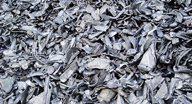 Линия по переработке металлолома