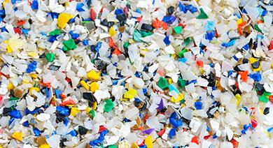 Система переработки лома пластмасс